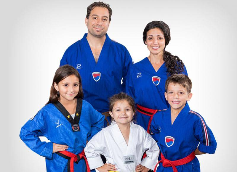 teen adult and family martial arts