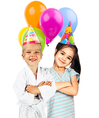 Martial Arts UMAC - Birthday Parties