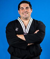 Sr. Instructor Ronnie Castrovinci